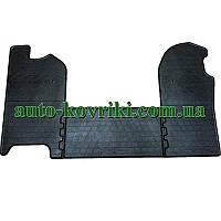 Резиновые коврики в салон Iveco Daily 2006-2014 (Stingray) Стингрей