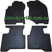Резиновые коврики в салон Nissan X-Trail (T-30) 2001-2007 (Stingray)