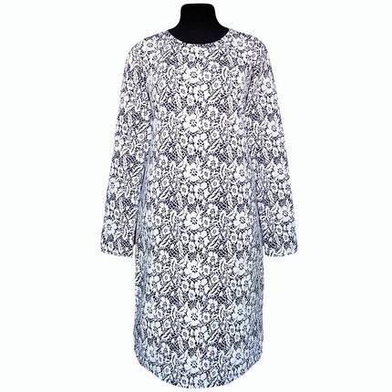 Платье теплое с длинным рукавом, фото 2