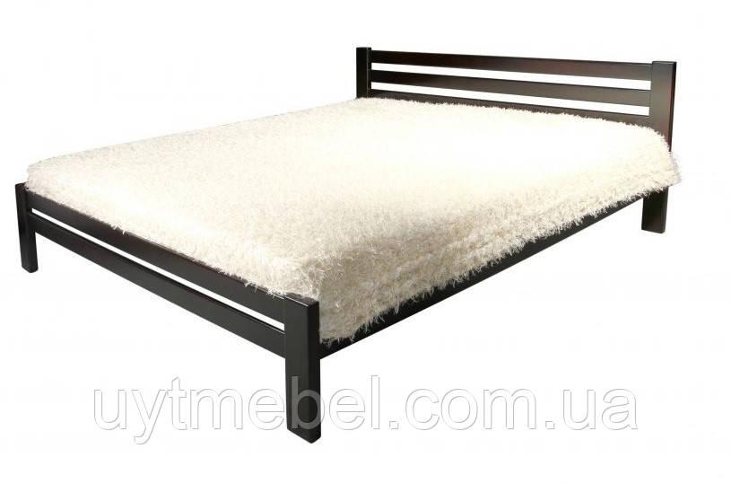 Ліжко Класика 1800х2000 яблуня (Євродім)