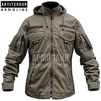 Куртка тактическая (ANTITERROR) Сoyote, фото 1