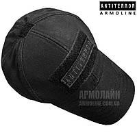 Бейсболка (ANTITERROR) Black , фото 1