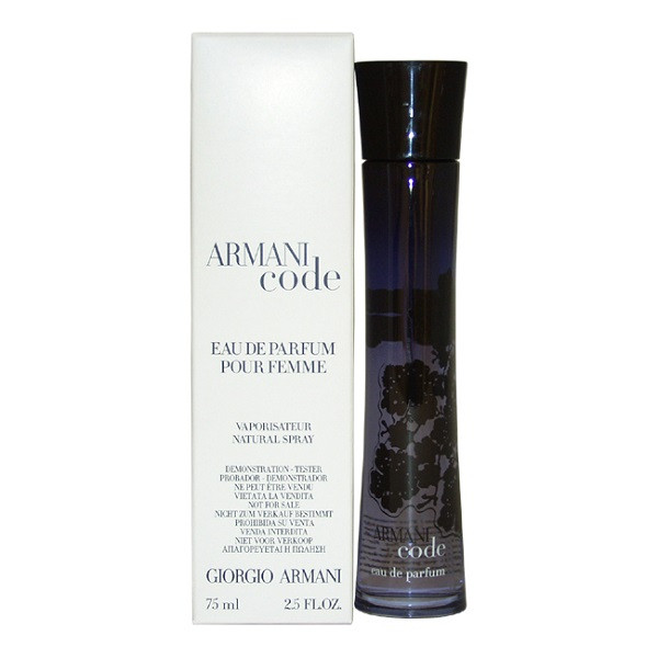 Giorgio Armani Code Women Eau De Parfum парфюмированная вода 75 Ml