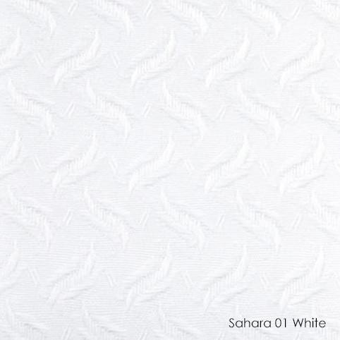 Вертикальные жалюзи Sahara-01 white