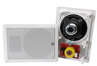 Стельова акустика DLS IWU 6.2 вбудована акустика в стелю 120 Вт, фото 1