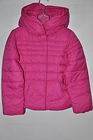 Куртка малиновая 4-5 лет (Д)