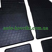 Резиновые коврики в салон Jeep Cherokee KL 2013- (Stingray)