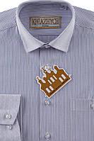 """Рубашка для мальчиков в полосочку """"Княжич"""""""