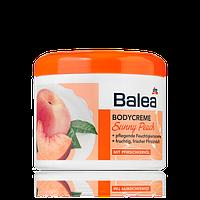 Крем для тела Balea Bodycreme Peach 500ml