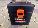 Лазерный уровень Hitachi HLL50-5 зелёный луч, фото 3