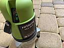 Лазерный уровень Hitachi HLL50-5 зелёный луч, фото 4
