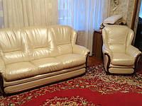 Перетяжка мебельного гарнитура. Перетяжка мягкой мебели Днепр., фото 1