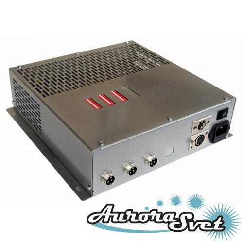 БУС-4-03-200MW блок керування світлодіодними четырехцветными світильниками, кількість драйверів - 3