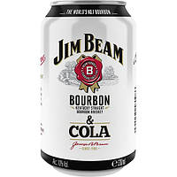 Jim Beam & Cola 10% 330 ml