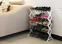 Полка для обуви Shoe Rack на 15 пар