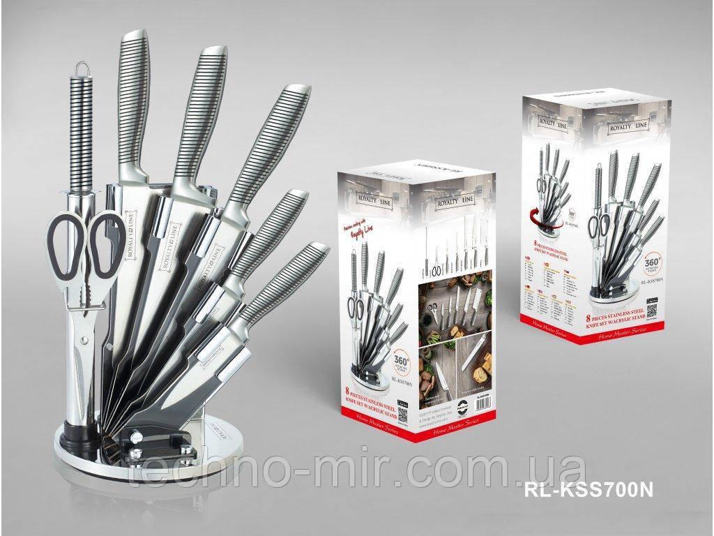 Набір ножів Royalty Line RL-KSS700-N 7pcs