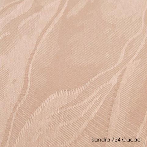 Вертикальные жалюзи Sandra-724 cacao