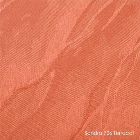 Sandra-726 terracot
