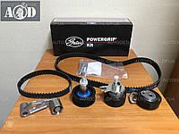 Комплект ГРМ Volkswagen Golf IV 1.4/1.6 16V, 1.6 FSI 1997-->2005 Gates (Бельгия) K025565XS