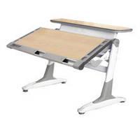 Детский стол TH-333 Бук  с серыми вставками на ногах Comf-Pro Goodwin, фото 1