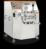 Бу гомогенизатор для мороженого GEA Niro Soavi 400-2000 л/ч, фото 4