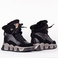 Спортивные ботинки женские Allshoes 148139 36 23 см, фото 1