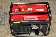 Генератор бензиновий 3-х фазний  POWERTECH PT6500WE ( ЕлектроСтартер) 4.8 Кв, фото 4