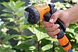 Пистолет для полива Presto-PS насадка на шланг пластик (7202), фото 2