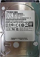 Жесткий диск HDD 750GB 5400rpm 8MB SATA II 2.5 Toshiba MQ01ABD075 Y2U7FVK3SSX3, фото 1