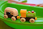 Железная дорога BRIO Мой первый путь по железной дороге 33711, фото 2