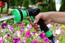 Пистолет для полива Presto-PS насадка на шланг пластик (4443), фото 3