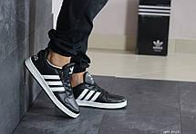 Кроссовки Adidas La marque,черно-белые, фото 2