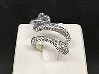 Серебряное кольцо с фианитами. Артикул 3853 16, фото 1