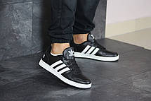 Кроссовки Adidas La marque,черно-белые, фото 3