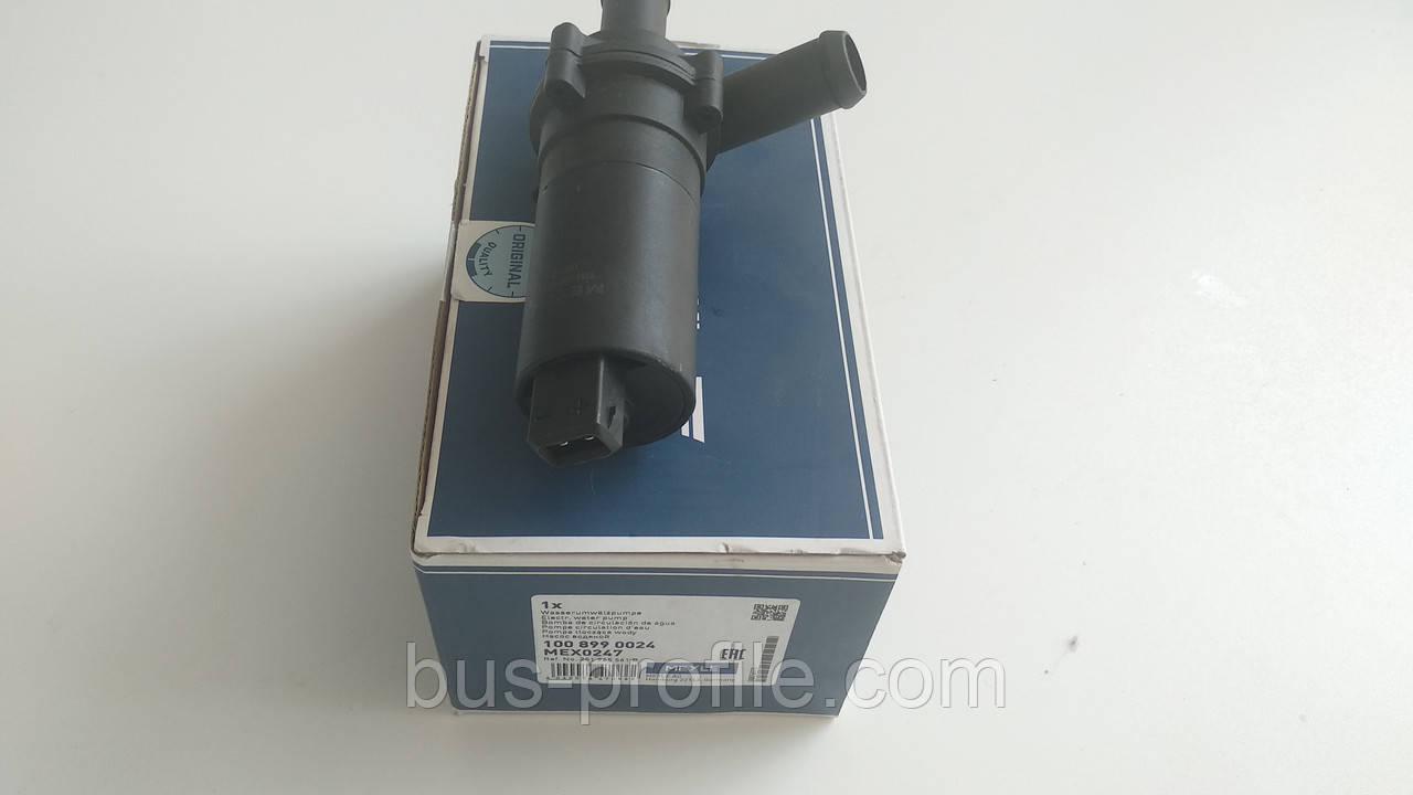 Насос системы охлаждения (дополнительный) VW LT/T4/VW Golf/VW Passat B3/B4/B5 (электр.) — Meyle — 100 899 0024