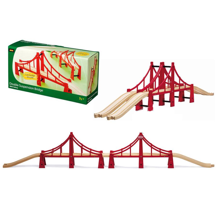 BRIO World АКСЕССУАРЫ МТК Мост подвесной 33683