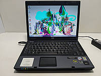 """14""""  HP Compaq 6510b Батарея до 3 часов, 2 ядра t7100 1.8, 3 ГБ ОЗУ, 80 ГБ HDD\ Полностью настроен!"""