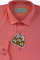 """Яркая рубашка для мальчика """"Княжич"""""""