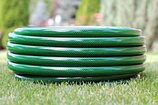 Шланг садовый Tecnotubi Euro Guip Green для полива диаметр 1/2 дюйма, длина 25 м (EGG 1/2 25), фото 3