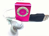 Плеер MP3+ Наушники +USB+упаковка