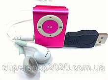 Плеєр MP3+ Навушники +USB+упаковка
