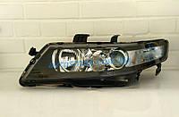 Фара передняя для Honda Accord 7 '06-08 левая (DEPO) под электрокорректор, фото 1