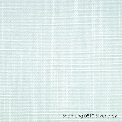 Вертикальные жалюзи Shantung-0810 silver grey