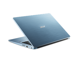 "Ноутбук Acer Swift 3 SF314-41 14""FHD IPS/AMD Ryzen 5-3500U/8/1000 + 128F/int/Lin/Blue, фото 3"