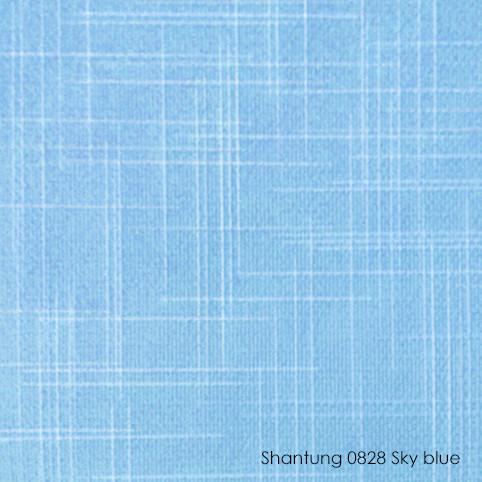 Вертикальные жалюзи Shantung-0828 sky blue