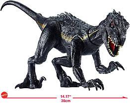 Игрушка динозавр Индораптор Jurassic World Indoraptor Figure Юрский мир Mattel