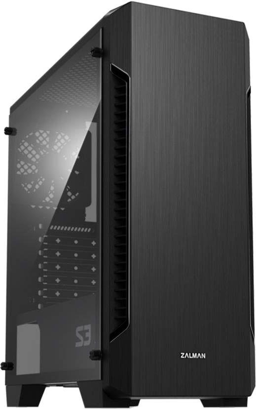 Игровой компьютер NG Ryzen 5 2600 X1 / Ryzen 5 2600 / DDR4 - 16Gb / SSD-240Gb / HDD-2Tb / Radeon RX580