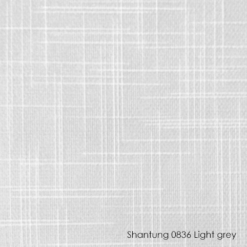 Вертикальные жалюзи Shantung-0836 light grey