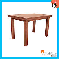 """Сплошной деревянный стол TokarMebel """"Европа"""""""