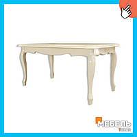 """Сплошной деревянный стол TokarMebel """"Рояль"""""""